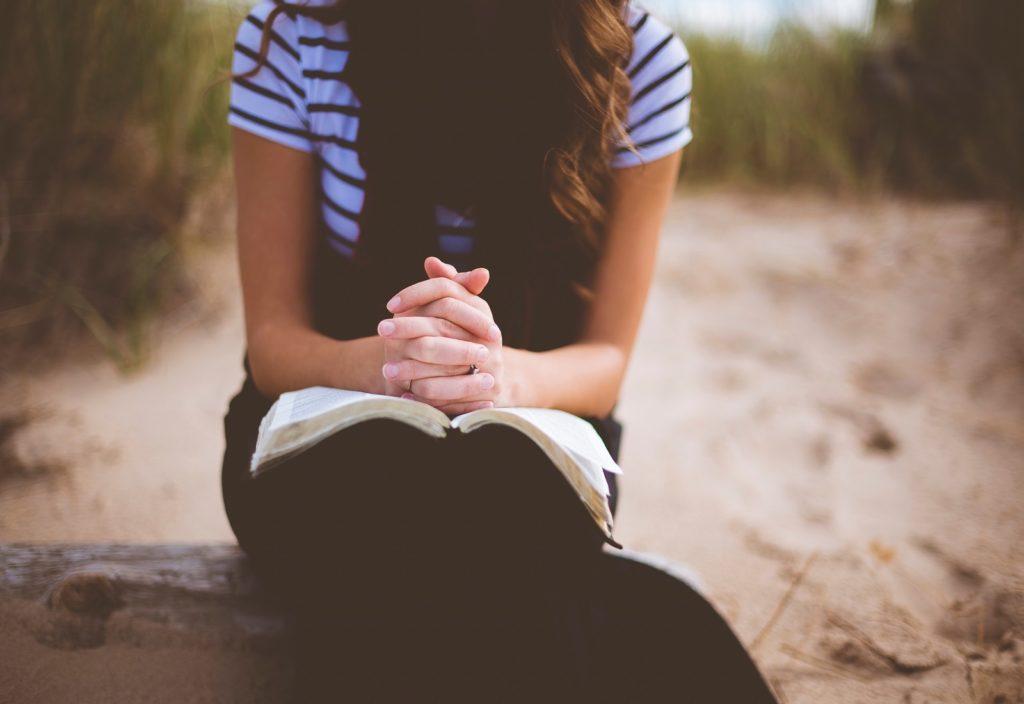 DEN HIMMELSKE TELEFON (om bønnen)